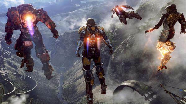 Sony usa Photoshop en el tráiler de Anthem en Xbox One