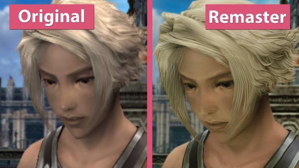 Final Fantasy XII: Comparativa gráfica PS2 vs PS4