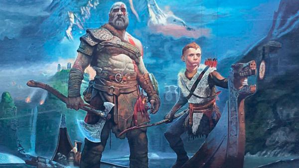 God of War tendrá combates dinámicos con Kratos y Atreus
