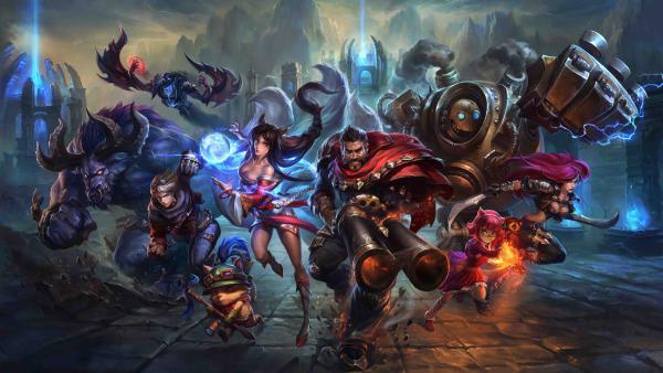 Los Clones De League Of Legends Meristation