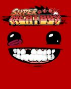 Carátula de Super Meat Boy