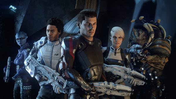 EA no descarta continuar la saga Mass Effect