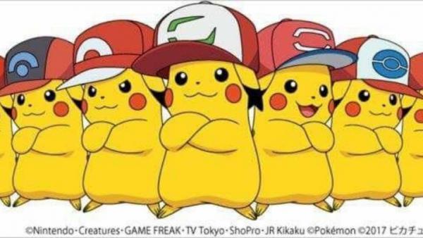 5c01e91fa Pikachu con Gorra de Ash confirma fechas y tipos en Europa - MeriStation