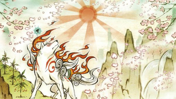 Okami HD aparece para PS4, Xbox One y PC en el KRB