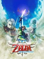 Carátula de The Legend of Zelda: Skyward Sword
