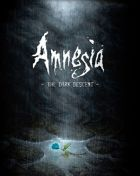 Carátula de Amnesia: The Dark Descent
