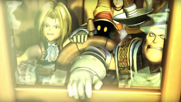 Final Fantasy IX, ya disponible para PS4