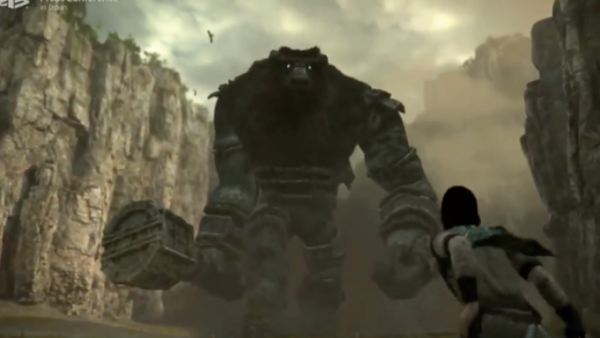 Nuevo tráiler de Shadow of the Colossus Remake para PS4