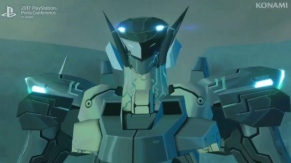 Zone of the Enders VR se confirma para PS4