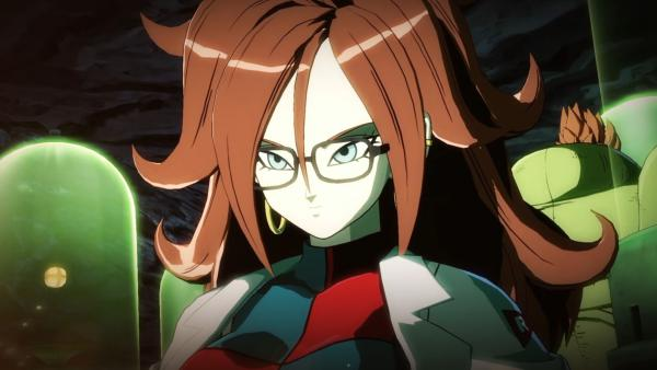 El Androide 21 debuta con tráiler en Dragon Ball FighterZ
