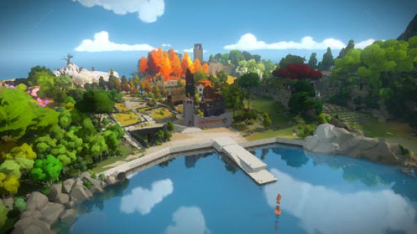 The Witness ya está disponible en iOS