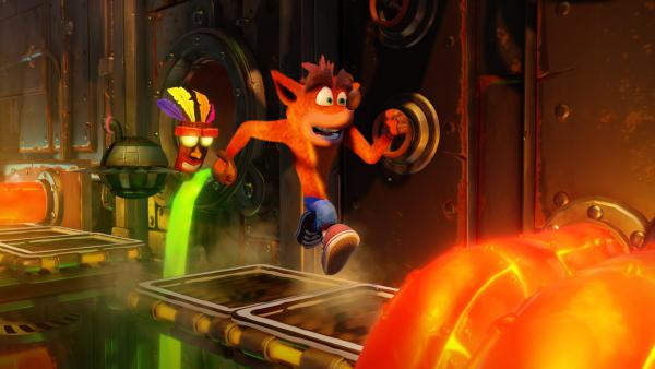 Crash Bandicoot N Sane Trilogy vende 2'5 millones de copias