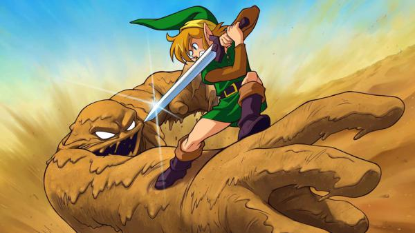 Zelda: A Link to the Past cumple 25 años en Europa