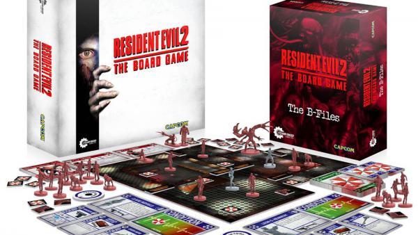 El Juego De Mesa De Resident Evil 2 Se Financia En Una Hora