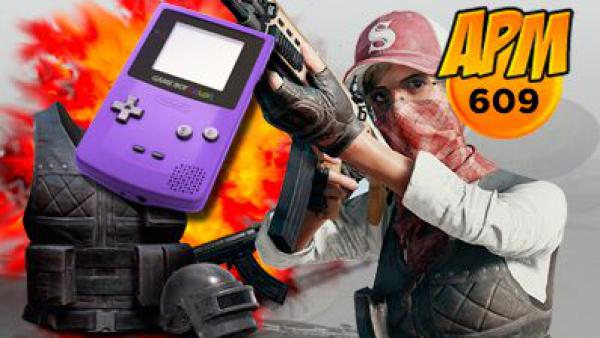 APM 609: ¿PlayerUnknown's Battlegrounds en Game Boy?