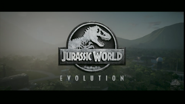 Jurassic World Evolution, primer tráiler gameplay