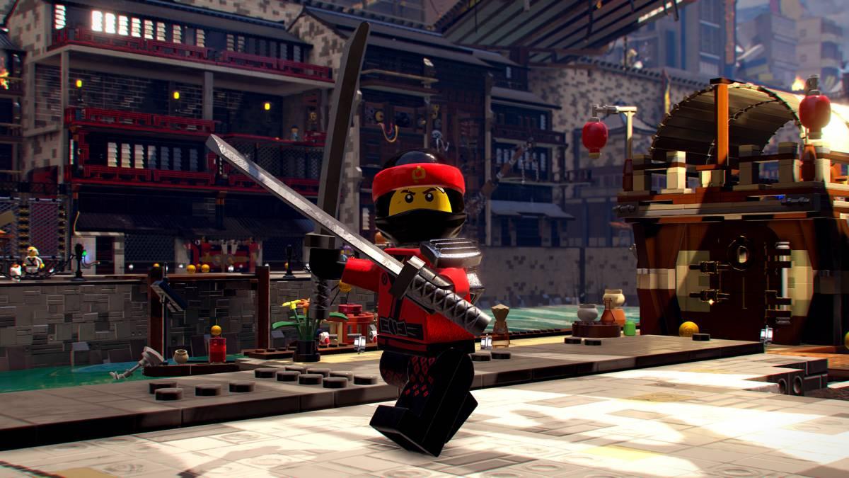Analisis De La Lego Ninjago Pelicula El Videojuego Videojuegos