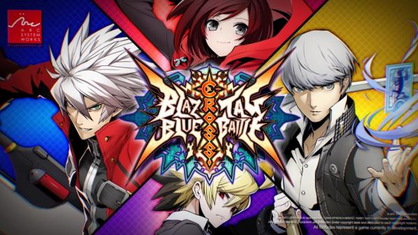 BlazBlue Cross Tag Battle llegará a Switch, PS4 y PC