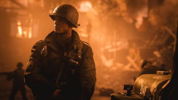Desvelados los requisitos de Call of Duty: WWII para PC
