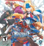 Carátula de BlazBlue: Continuum Shift Extend