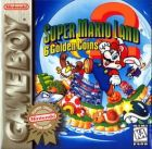 Carátula de Super Mario Land 2: 6 Golden Coins