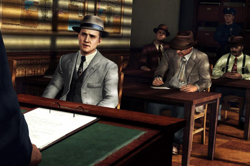 L.A. Noire para Switch en digital no cabe en Nintendo Switch