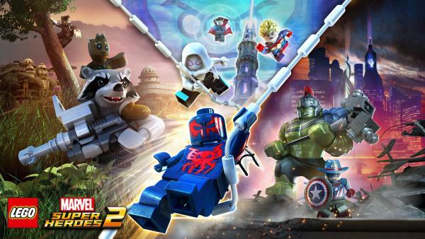 5 Motivos Para Interesarte Por Lego Marvel Superheroes 2 Meristation