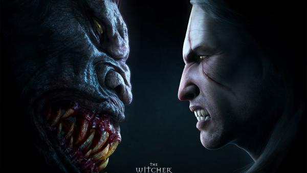 Recrean el primer The Witcher con gráficos de Wild Hunt