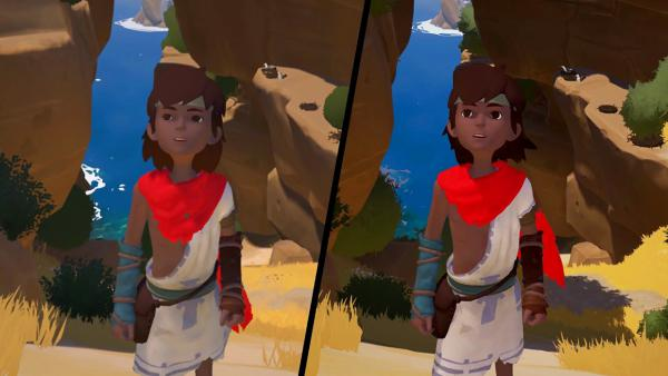 Comparan RiME en Nintendo Switch con PlayStation 4
