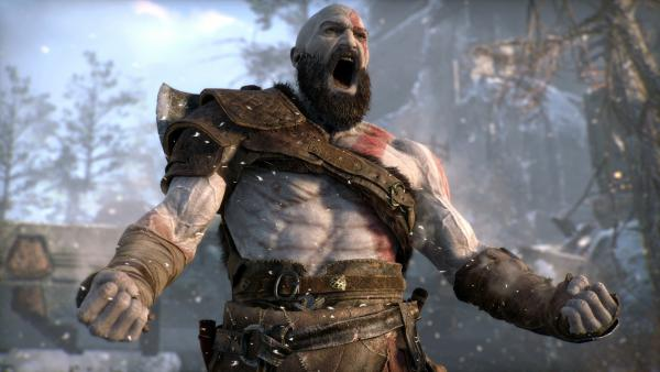 El director de God of War muestra a Kratos rompiendo una loot box