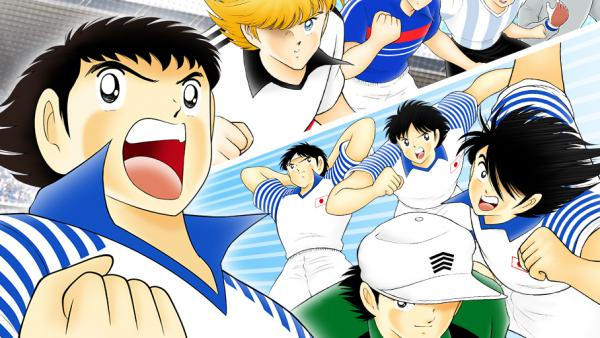 Captain Tsubasa Dream Team: El regreso de Oliver y Benji