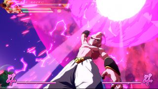 Gohan, Gotenks y Kid Buu en Dragon Ball FighterZ