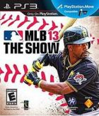 Carátula de MLB 13 The Show
