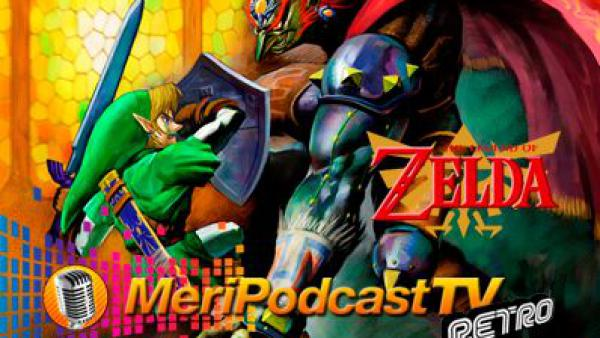 MeriPodcast Retro 01x03: The Legend of Zelda