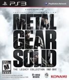 Carátula de Metal Gear Solid: The Legacy Collection