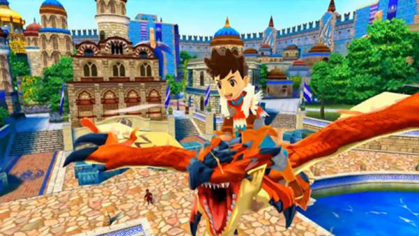 Monster Hunter Stories llega en HD a iOS y Android