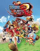 Carátula de One Piece: Unlimited World Red