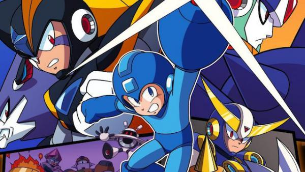 Mega Man Legacy Collection 1 y 2, confirmados en Switch