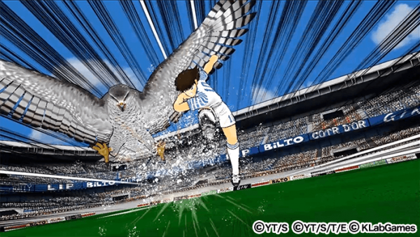 Captain Tsubasa: Dream Team llega a Android y iPhone