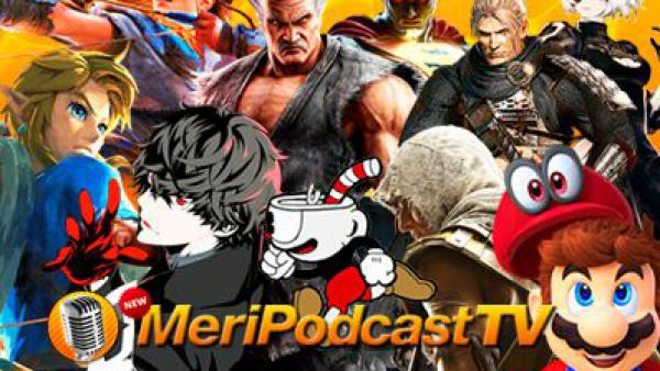 MeriPodcast TV 11x12: Los 20 nominados a GOTY 2017