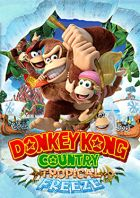 Carátula de Donkey Kong Country: Tropical Freeze