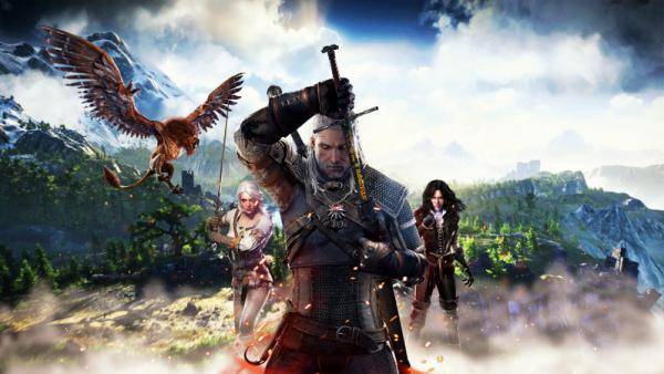 The Witcher 3 recibe el parche 4K para Xbox One X