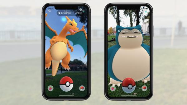 Oficial: AR+ llega a Pokémon GO en exclusiva para iPhone