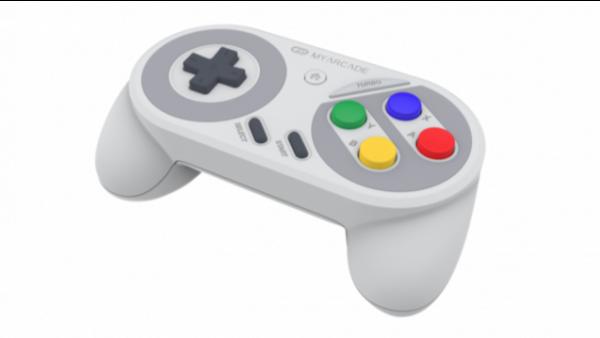 Super Gamepad El Nuevo Mando Inalambrico Para Snes Mini Meristation