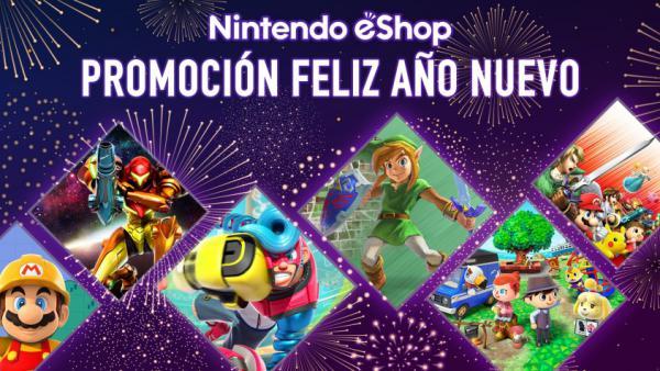 Ofertas De Ano Nuevo En Juegos De Nintendo Switch Y 3ds Meristation