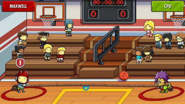 Scribblenauts vuelve con Showdown para PS4, Xbox One y Switch