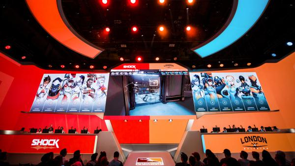 Las cifras de audiencia de la Overwatch League impresionan