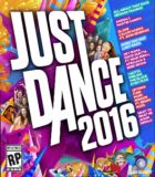 Carátula de Just Dance 2016