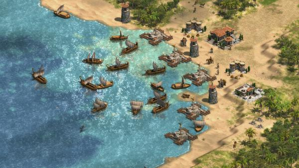 Age of Empires Definitive Edition tiene fecha definitiva