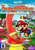 Carátula de Paper Mario: Color Splash